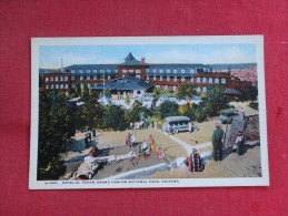 Fred Harvey-- H 1510 - Arizona> Grand Canyon Hotel El Tovar  ref 1559