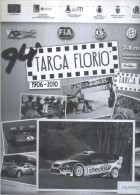 X 94 TARGA FLORIO 2010 SPECILAE NUMERO UNICO IN B/N MAXI F.TO 27X34 36 PAGINE CON FOTO MEMORABILIA - Motori