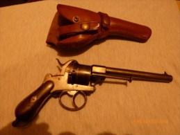 pistolet a broche 9mm
