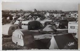 CPSM Le Touquet - Camping (17740) NEUVE - Le Touquet