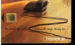 TELECARTE 50 Télécarte Phonecard Telefonkart TEMATICA TELEFONO - Telefoni