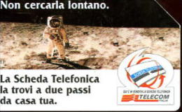 Télécarte Phonecard Telefonkart TEMATICA - Spazio