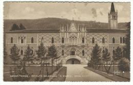 "Abano Terme - Istituto Salesiano ""S. MARCO""  (Mon. Naz.) - Treviso"