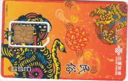 CHINA - China Unicom GSM, Mint - China