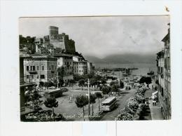 LERICI,il Porticciolo-1958-BUS-BENZINA AGIP-!!!!!! - La Spezia