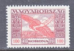 HUNGARY  C 6   * - Airmail