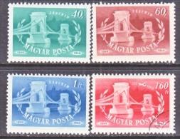 HUNGARY  861-3,  C 64  *  (o) - Hungary