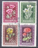 HUNGARY  906+    (o)   FLOWERS  PEONIES - Hungary