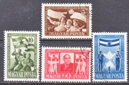 HUNGARY  925-8    (o) - Hungary