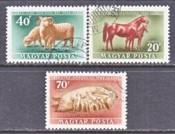 HUNGARY  929,  C 87-8    (o)   FAUNA   FARM  ANIMALS - Hungary