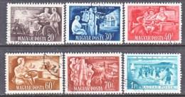 HUNGARY  968-71,  C91-2    (o)   5  YEAR  PLAN - Hungary