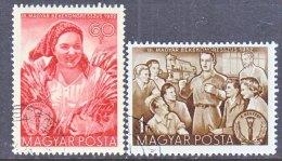 HUNGARY  1028-9   (o) - Hungary