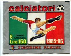 040> Pacchetto INTEGRO Di Figurine Calciatori Panini 1985-86 = NUOVO Ancora Da Aprire! - Trading Cards