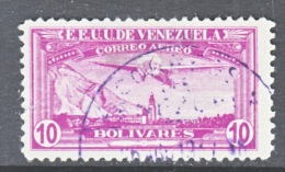 Venezuela  C  62  Fault  (o) - Venezuela