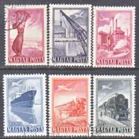 HUNGARY  C 71+   (o) - Airmail