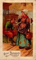 CACAO BENSDORP..AMSTERDAM.. CPA - Werbepostkarten