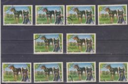 1990 -  EXPO CANINE  BRNO  Mi No 4607 Et Yv No 3873   DOBERMAN - Used Stamps