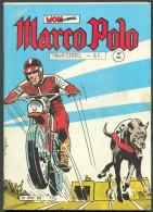 No PAYPAL !! : MARCO POLO 205 Le Cimetière De L´ivoire ,Etc ..., Petit Format Eo Mon JOURNAL 1985 TBE+ - Marco-Polo