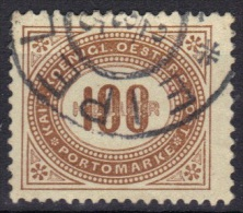 Autriche Timbres Taxe N° 33 - Segnatasse
