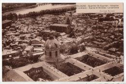 31 - TOULOUSE . QUARTIER St-CYPRIEN . HOSPICE DE LA GRAVE . ÉGLISE St-NICOLAS . LA GARONNE - Réf. N° 3335 - - Toulouse