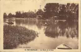 91 VIRY CHATILLON  - Les Bords De La Seine - Viry-Châtillon