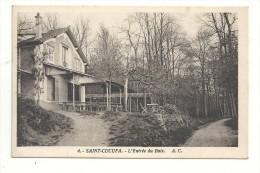 D 1310  SAINT-CUCUFA  ENTREE DU BOIS Pres Jonchere Malmaison - Mayenne