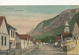 Pecseneska Fo Ut Haupstrasse Edit Krizsany  Stamped 1916 But Not Postally Used Undivided Back - Roumanie