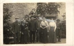 81598 -  Carte Photo      Famille