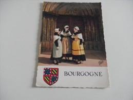 Folklore - BOURGOGNE - Auxerrois CHABLIS - Personnages