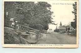 BANNEUX NOTRE DAME - L'itinéraire Indiqué Par La Vierge à Mariette Becq. - Sprimont