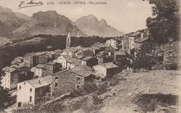 2A  EVISA  Vue Générale - Autres Communes