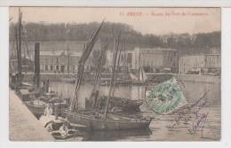 29 - BREST - Bassin Du Port Du Commerce - Animée ! - Brest