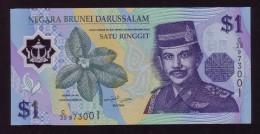 Brunei - 1 Ringgit - 2007 - P22b - UNC - Brunei
