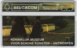 BELGIUM A-662 Hologram Belgacom - Culture, Museum - 303A - used