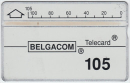 BELGIUM A-674 Hologram Belgacom - 227M - used