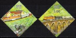 Sri Lanka 100 Jahre Demodara Railway 2014 **/MNH - Treni