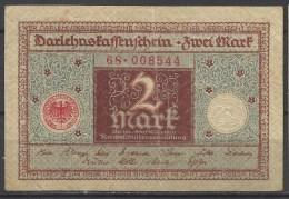 ALLEMAGNE .  2 MARK . 1920 . - [ 3] 1918-1933 : República De Weimar