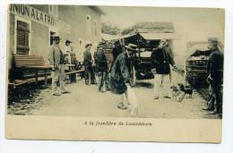 57. A La Frontière De Lascemborn. - Autres Communes