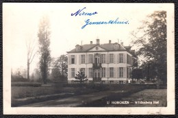 HOBOKEN - WILDENBERG HOF - NIEUW GEMEENTEHUIS - FOTOKAART - België
