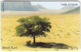 JORDAN A-477 Chip JPP - Landscape, Desert - used
