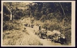 AK    BRAZIL   ANTIGO TRANSPORTE NO INTERIOR DO ESTADO   1929 - Brasilien