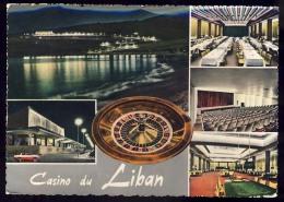 AK     LEBANON    1960.  LIBAN    CASINO DU LIBAN