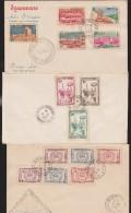 CAMBODGE  FDC   1959/1962    Réf  8049 - Kambodscha