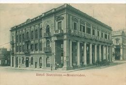 Montevideo  Hotel Barcelona Edicion Adroher Hnos - Uruguay