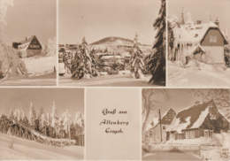 Altenberg Im Erzgebirge - S/w Mehrbildkarte 1 - Altenberg