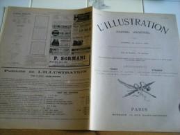 L�Illustration 26 AO�T 1899-RENNES AFFAIRE DREYFUS-ARMEE SUISSE DEFILANT SOUS LES DRAPEAUX-PALIO DE SIENNE-CUIRASSE HENR