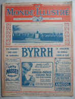 WWI:LE MONDE ILLUSTRE:1917:  ARMEE ANGLAISE.. ITALIE..MACEDOINE..FRONTS ..Etc....