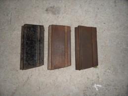 Trois chargeurs de 24 29 neutralis�s,l�vre coup�e avec musette porte chargeur,ww2,indochine,al g�rie.