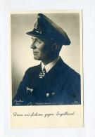 1941 3. Reich AK U-Boot Kapit�n Prien Ross Verlag als Feldpost gelaufen FPnr 25381