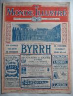 WWI:LE MONDE ILLUSTRE:1916:DOUAUMONT-V AUX..VERDUN..ITALIE..GREC E..FRONTS..Etc..